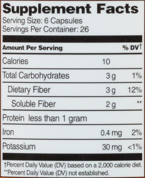 Hy-Vee HealthMarket Psyllium Fiber Dietary Fiber Supplement